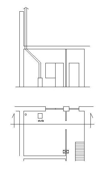 Installazione stufe a pellet pagina 3 stufe termostufe - Installazione scarico fumi stufe a pellet ...