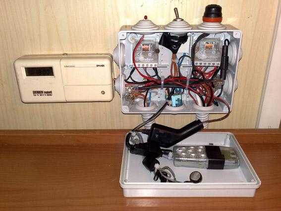 Schema Elettrico Relè Interruttore : Relè passo passo come collegarlo materiale elettrico