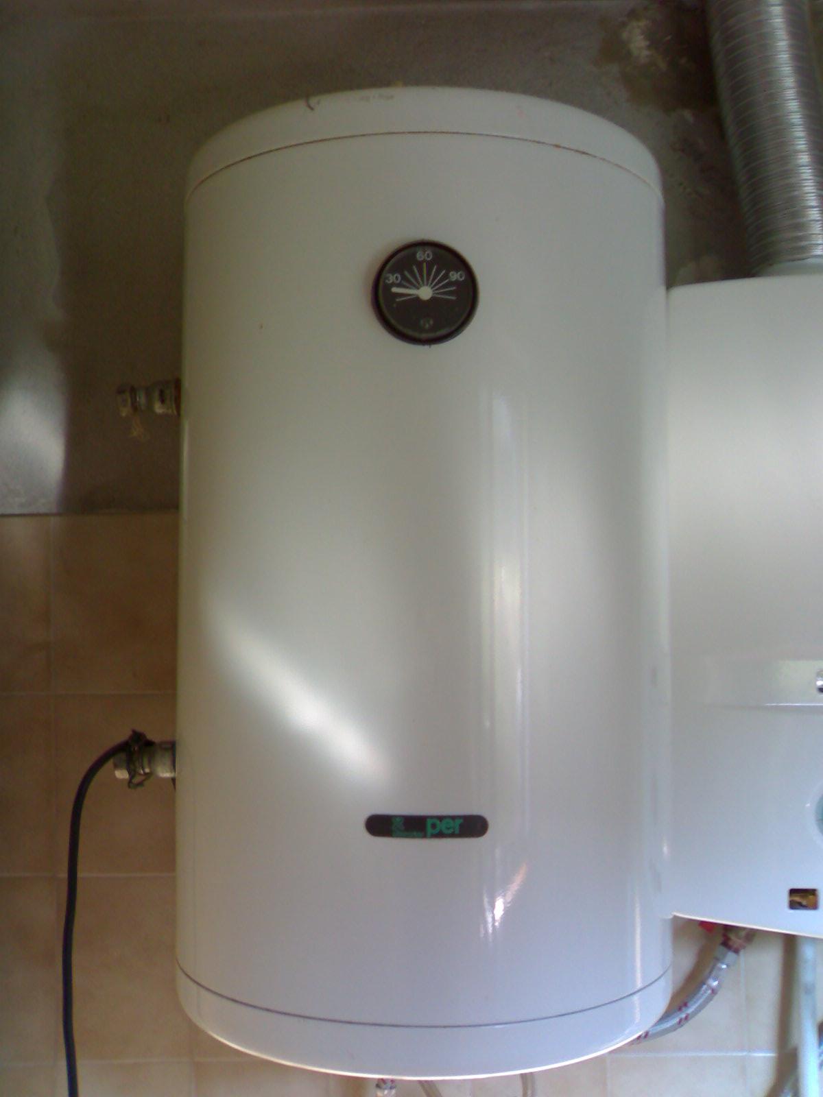 Pannello Solare Boiler Integrato : Parere su come collegare pannello solare al boiler pagina
