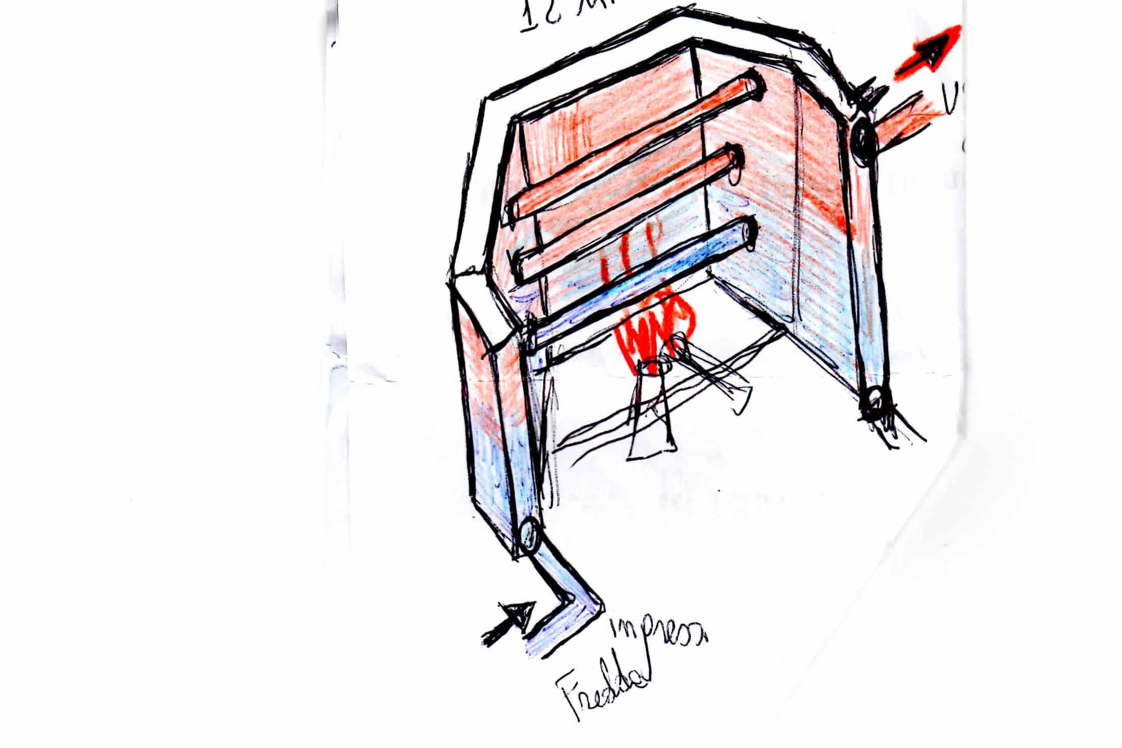 Trasformare caminetto in termocamino ad acqua pagina 1 for Caldaia ad acqua di plastica