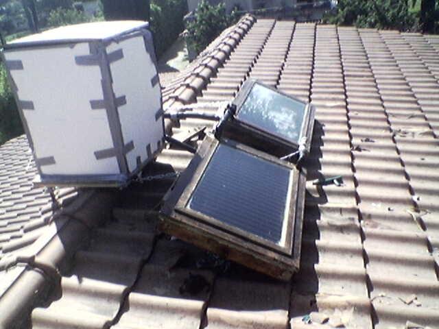 Termosifone solare termosifoni in ghisa scheda tecnica for Schema impianto solare termico fai da te