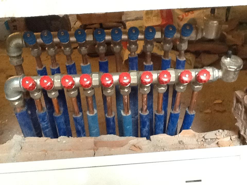 Come si esegue un impianto di riscaldamento tradizionale for Centralina per impianto di irrigazione a batteria