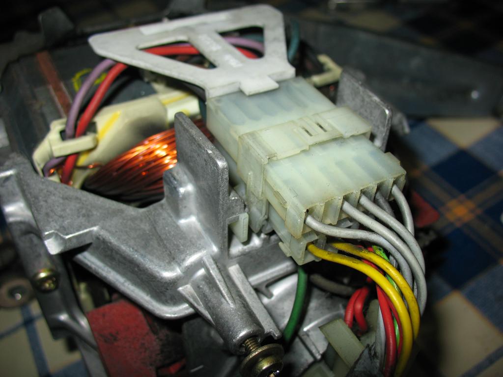 Motore lavatrice miele pagina 1 motori termici for Motore inverter lavatrice