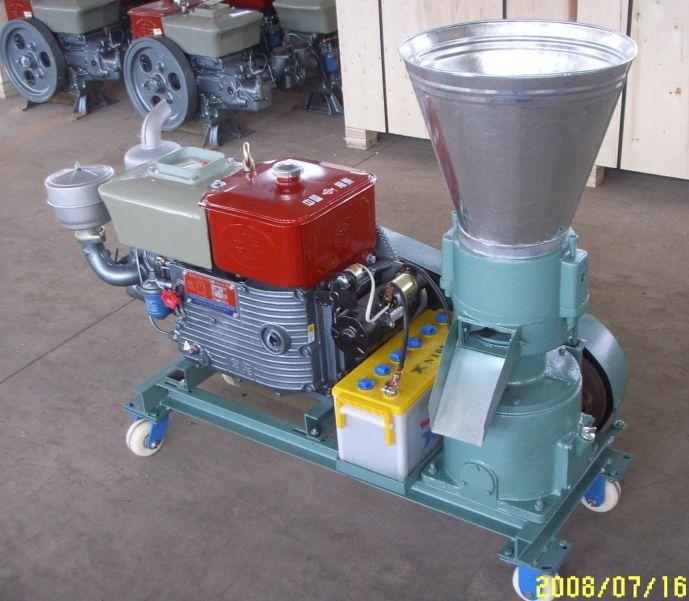 Macchina per fare pellet sanotint light tabella colori for Impianto produzione pellet usato