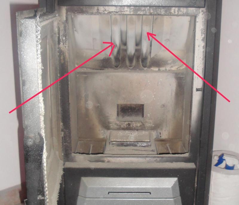 Voglio trasformare la mia stufa pellet ad aria in un misto - Stufa pellet per termosifoni ...