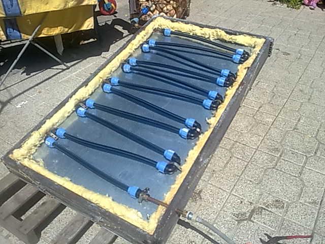 Pannello Solare Per Ebike : Pannello solare termico di ecologix pagina