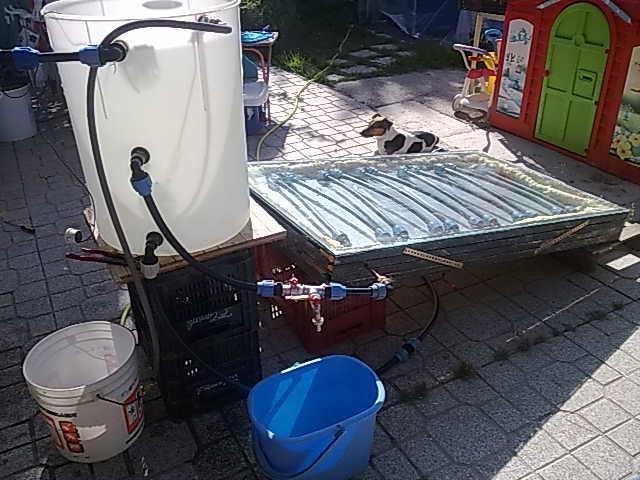 Pannello Solare Autocostruito Fai Da Te : Pannello solare termico di ecologix pagina