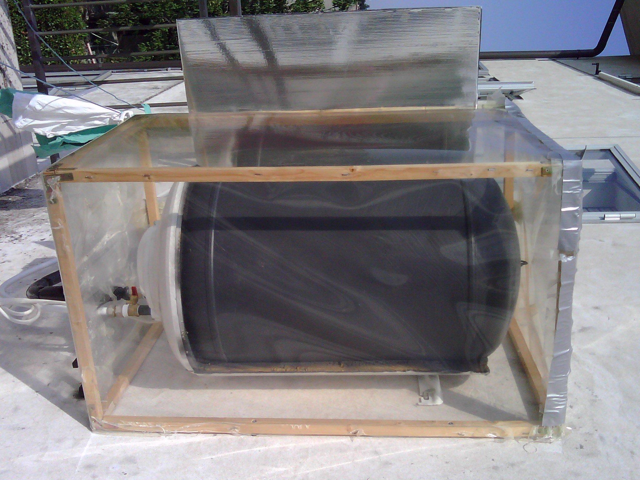 Scaldabagno fotovoltaico pagina 1 solare fotovoltaico for Come convogliare uno scaldabagno