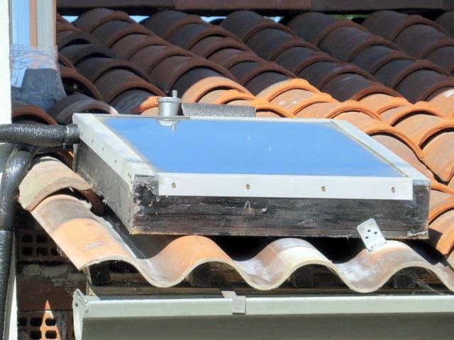 Pannello Solare Aria Calda Fai Da Te : Fai da te per il pannello solare pagina termico