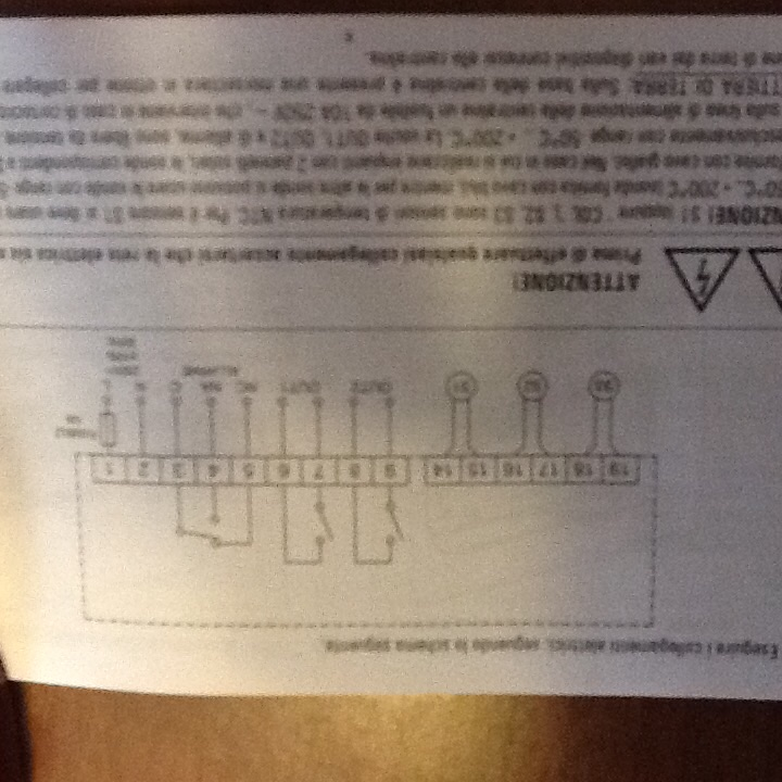 Modifica produzione acs con caldaia compact red 24 pagina for Caldaia red compact 24