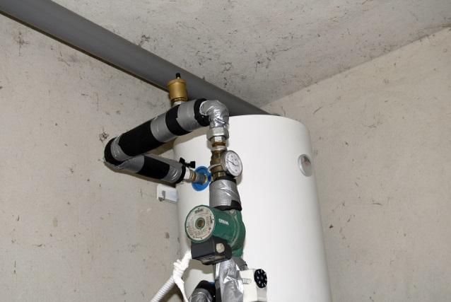 Valvola Pannello Solare Lagu : Impianto con zero pressione pagina stufe termostufe