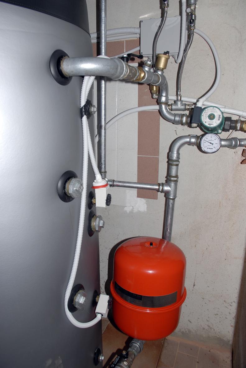Puffer serve o no e su quali impianti pagina 24 for Caldaia a metano o pellet cosa conviene