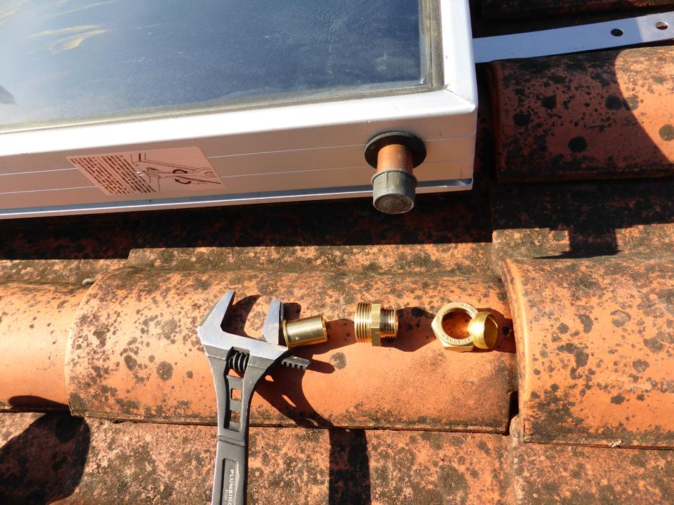 Pannello Solare Termico Forum : Collegare il pannello solare al bollitore pagina