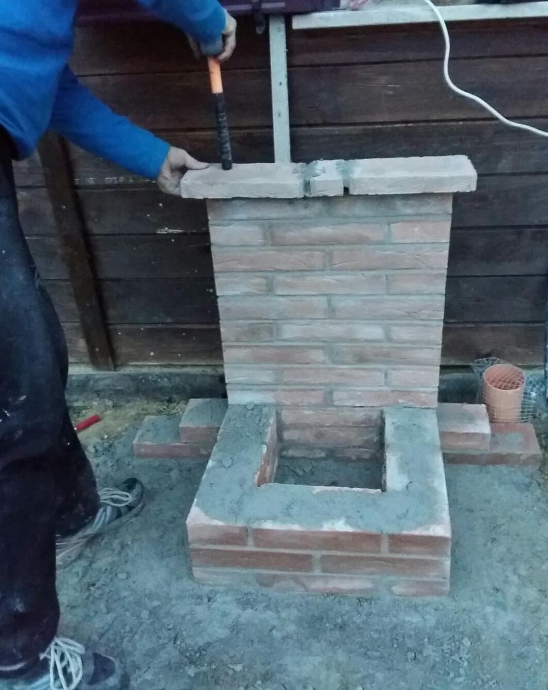 Fontana fai da te in pietra le migliori idee per la tua design per la casa - Fontane fai da te per giardino ...