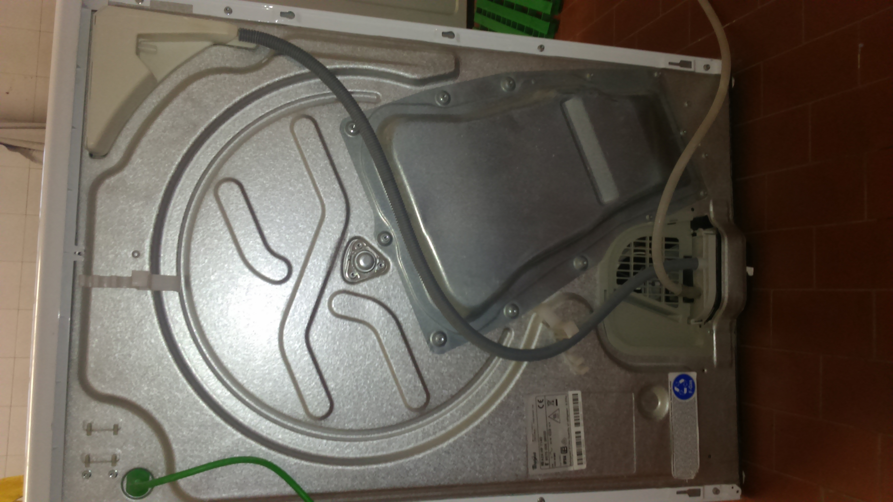 Pulizia scambiatore calore asciugatrice whirlpool pagina for Asciugatrice whirlpool opinioni