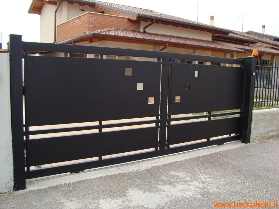 Cancello Esterno Moderno : Cancello e cancelletto pagina 7 sezione generica