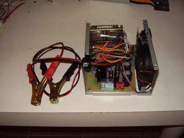 Caricabatterie desolfatante pagina 1 applicazioni e for Quanto costa costruire un garage per 3 auto