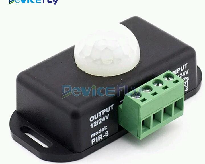 Sensore di movimento e crepuscolare con arduino pagina arduino