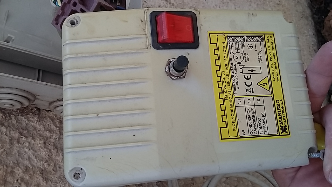 Schema Quadro Elettrico Per Pompa Sommersa Trifase : Pompa sommersa salta il termico pagina 1 idroelettrico idraulica
