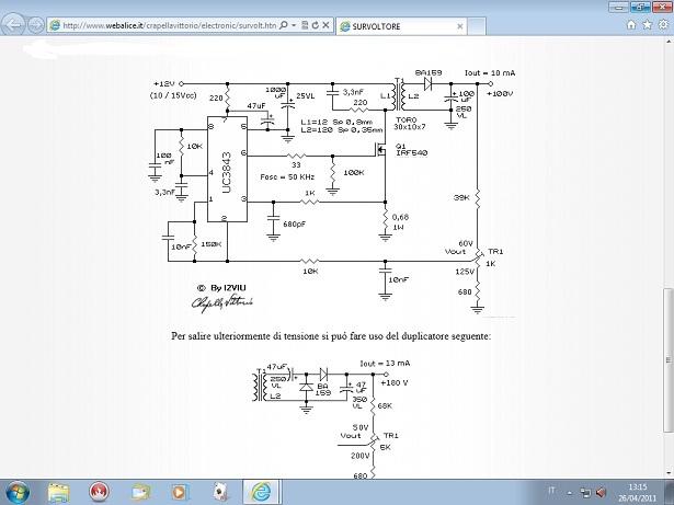 Schema Cablaggio Ferro Da Stiro : Costruire un simulatore di ftv pagina solare fotovoltaico