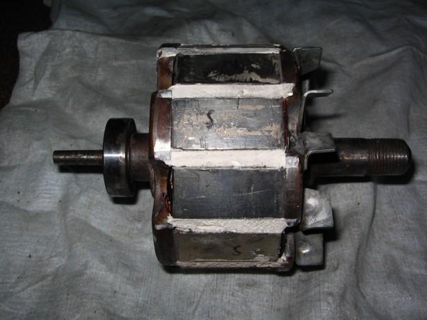 Costruire generatore magneti permanenti