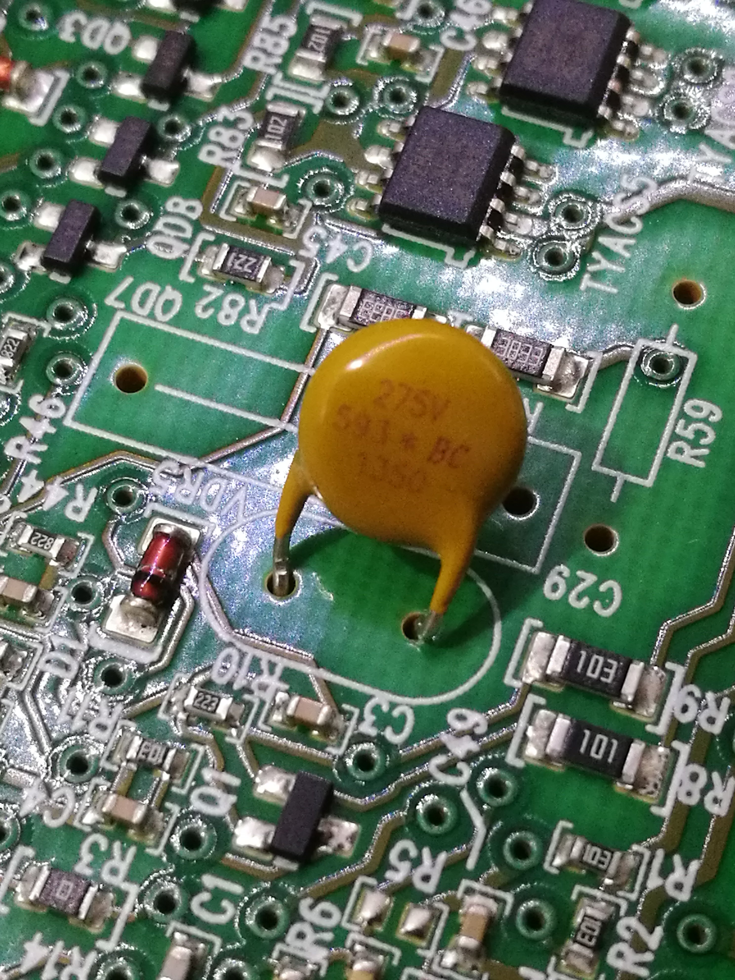 Lavastoviglie Rex Techna TT800 - Non scalda l\'acqua - *** RISOLTO ...